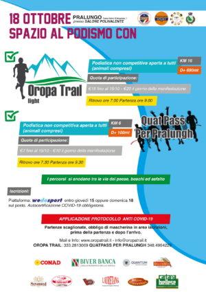 Oropa Trail 2020